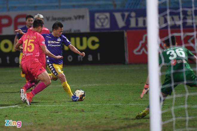 Truc tiep CLB Ha Noi vs CLB Sai Gon anh 24