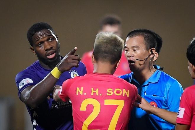 Truc tiep CLB Ha Noi vs CLB Sai Gon anh 27