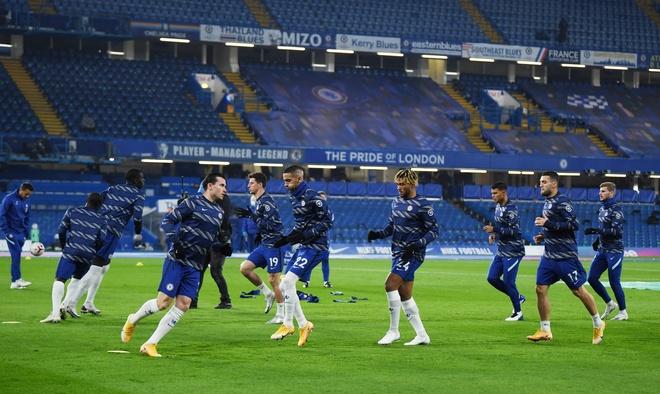 Truc tiep Chelsea vs Sheffield Utd anh 8