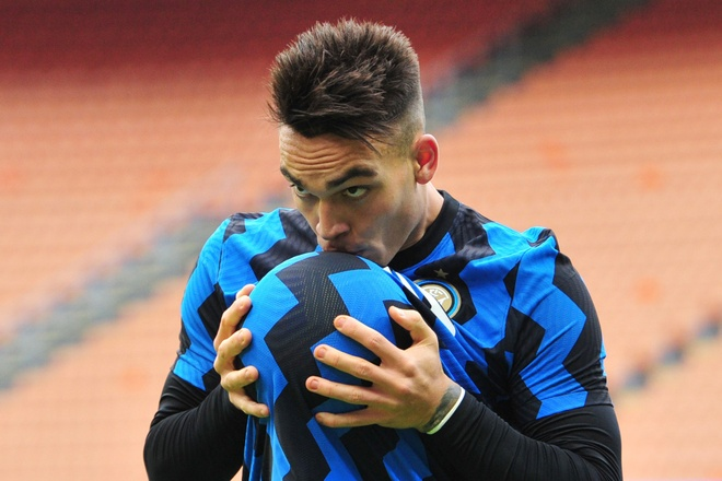 Inter lên ngôi đầu bảng sau trận thắng 6-2 - Thể thao