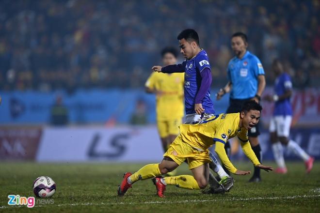 CLB Nam Dinh vs Ha Noi anh 26