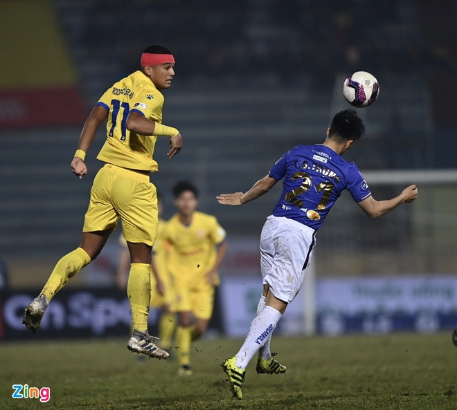 CLB Nam Dinh vs Ha Noi anh 27