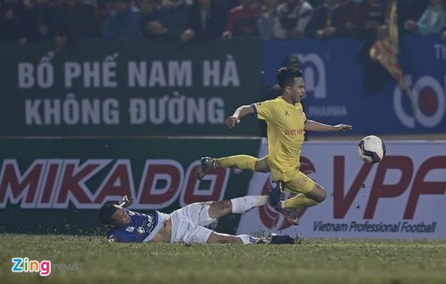 CLB Nam Dinh vs Ha Noi anh 29