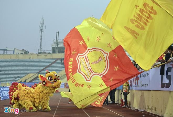 CLB Nam Dinh vs Ha Noi anh 13