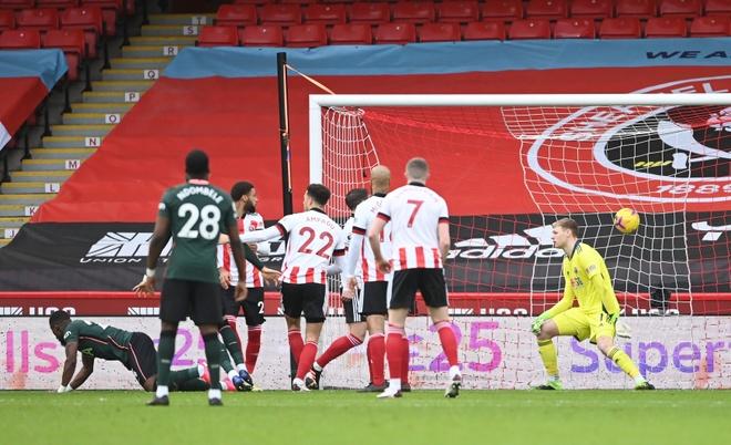Sheffield Utd vs Tottenham anh 13