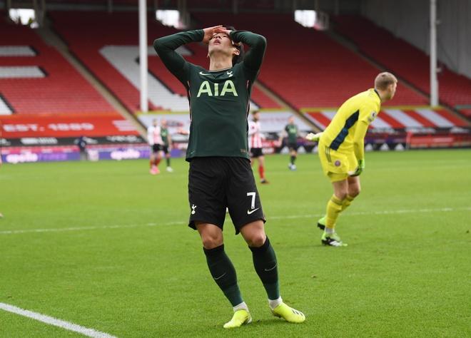 Sheffield Utd vs Tottenham anh 15
