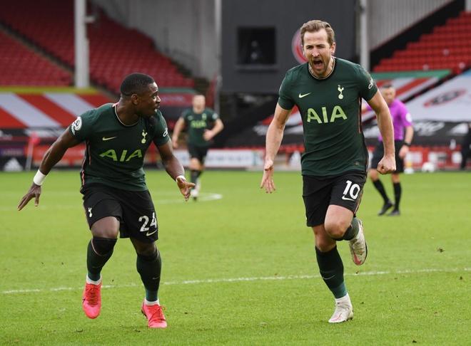 Sheffield Utd vs Tottenham anh 21
