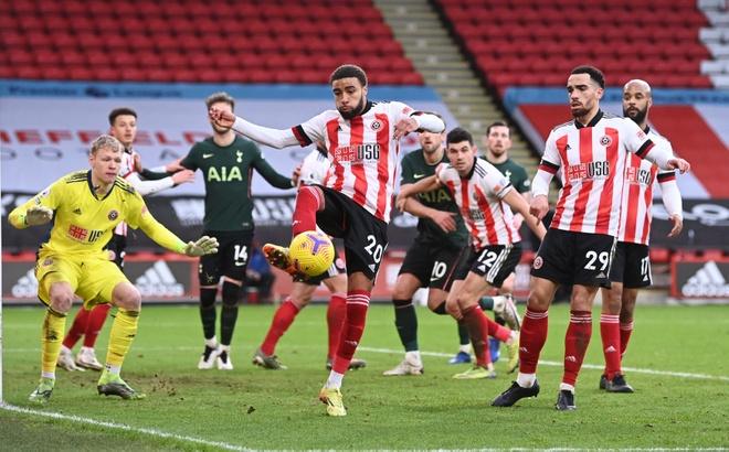 Sheffield Utd vs Tottenham anh 30