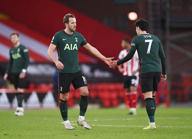 Sheffield Utd vs Tottenham anh 31