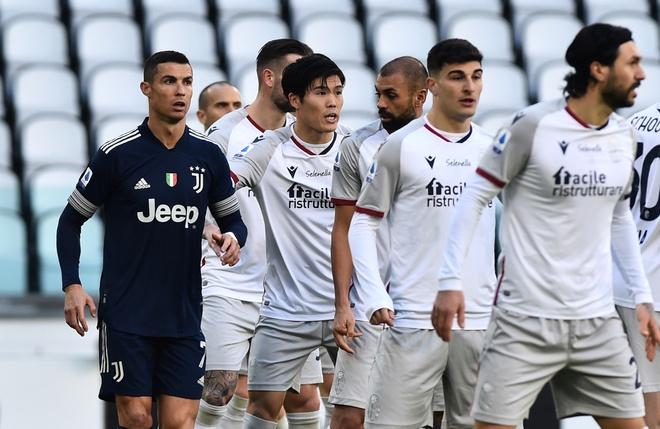 Juventus vs Bologna anh 13