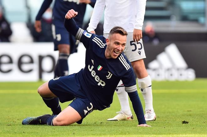 Juventus vs Bologna anh 11