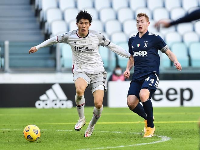 Juventus vs Bologna anh 16