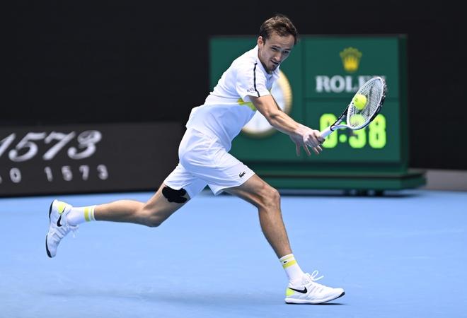 Djokovic vs Medvedev anh 20