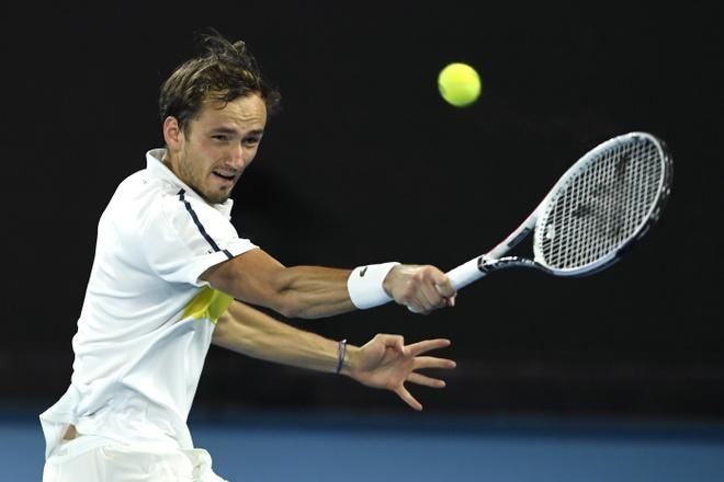 Djokovic vs Medvedev anh 29
