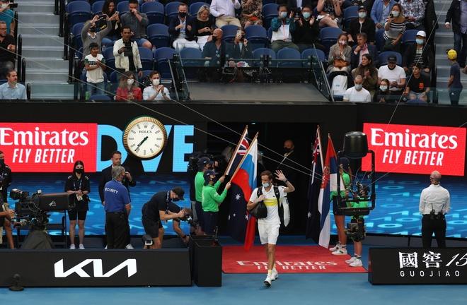 Djokovic vs Medvedev anh 11