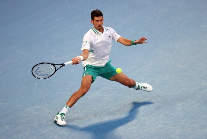 Djokovic vs Medvedev anh 9