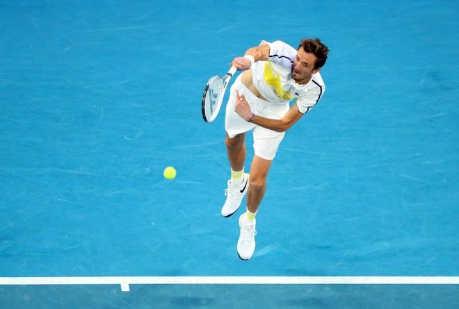 Djokovic vs Medvedev anh 5