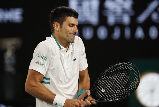 Djokovic vs Medvedev anh 34