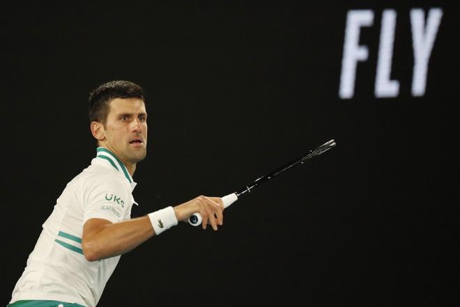 Djokovic vs Medvedev anh 40