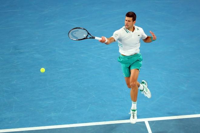 Djokovic vs Medvedev anh 42