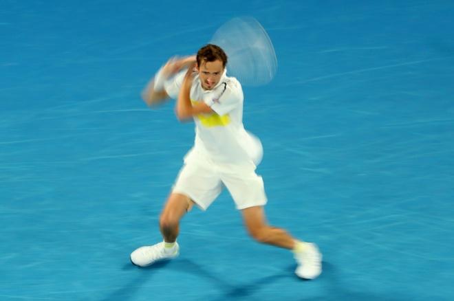 Djokovic vs Medvedev anh 43