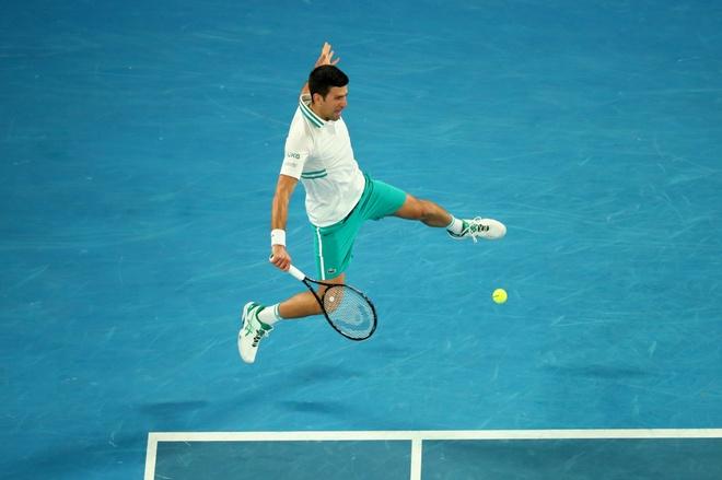 Djokovic vs Medvedev anh 45