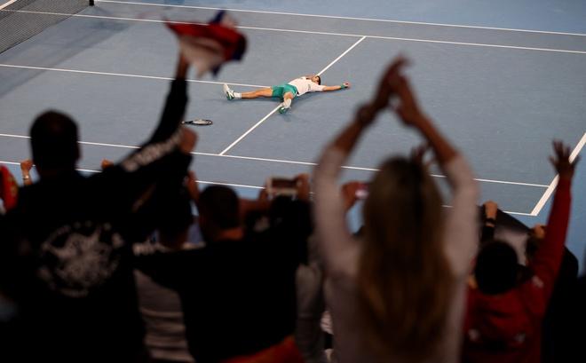 Djokovic vs Medvedev anh 48
