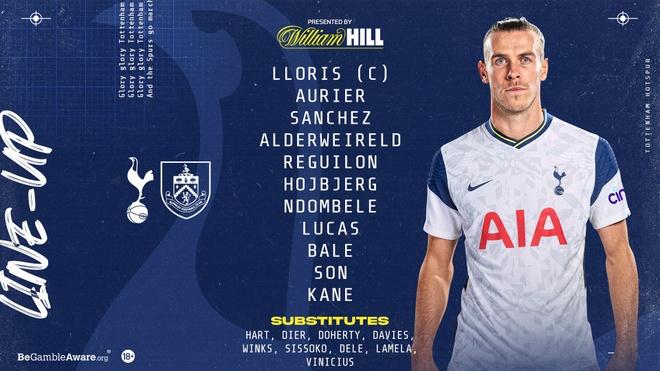 Tottenham vs Burnley anh 12