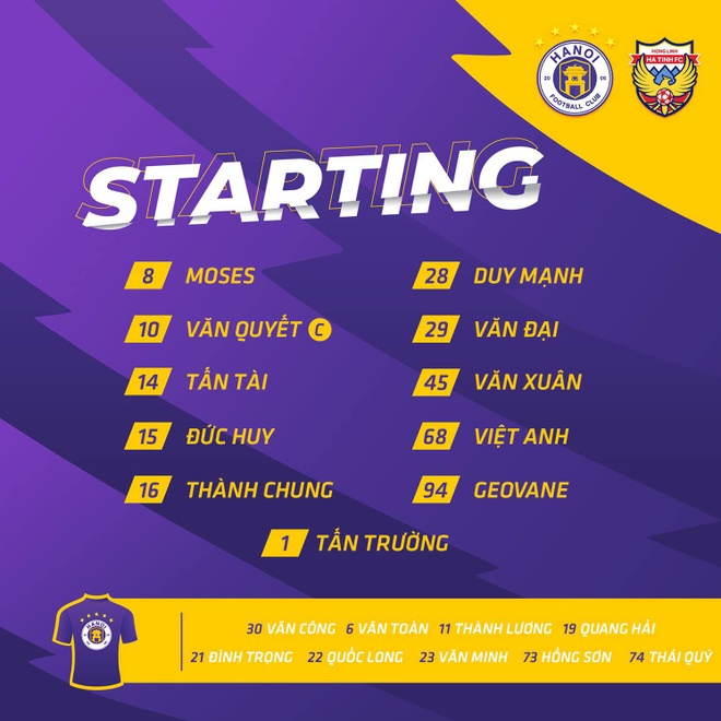 CLB Ha Noi vs Ha Tinh anh 3
