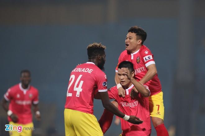 CLB Ha Noi vs Ha Tinh anh 10