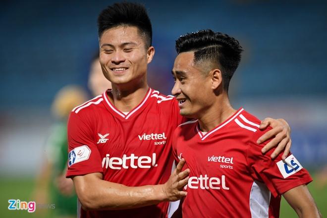 CLB Viettel vs CLB Sai Gon anh 2