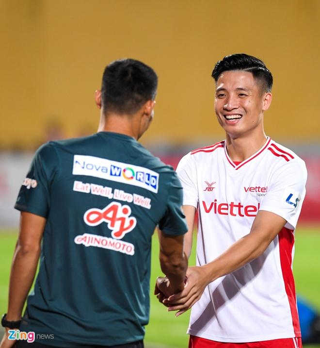 CLB Viettel vs CLB Sai Gon anh 10
