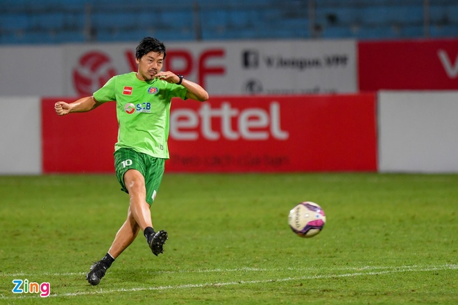 CLB Viettel vs CLB Sai Gon anh 8