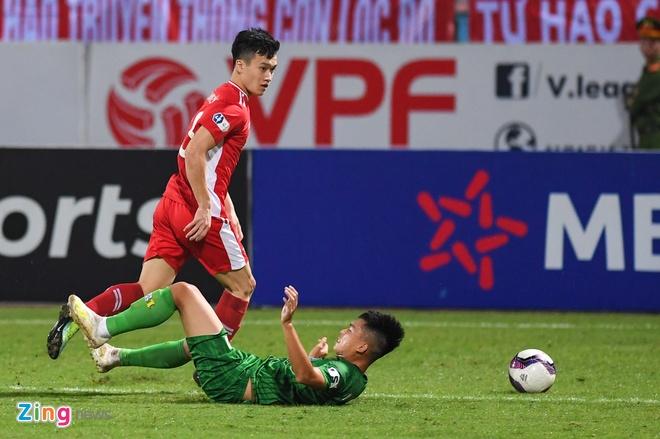 CLB Viettel vs CLB Sai Gon anh 6