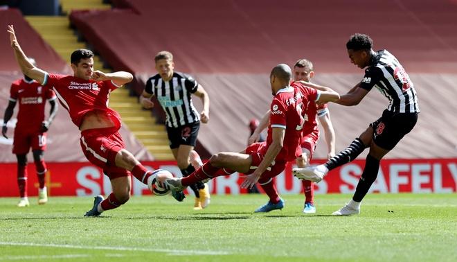 Liverpool vs Newcastle anh 1