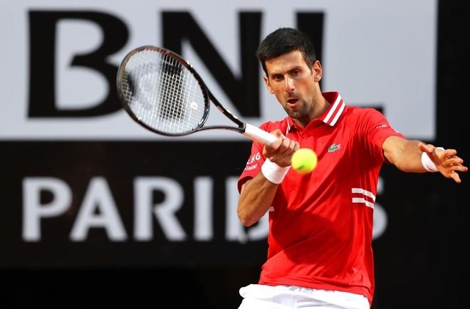 Djokovic vs Nadal anh 2