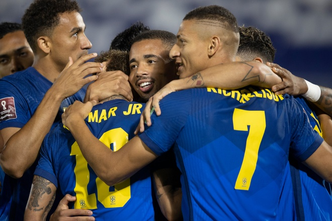 Paraguay vs Brazil anh 17
