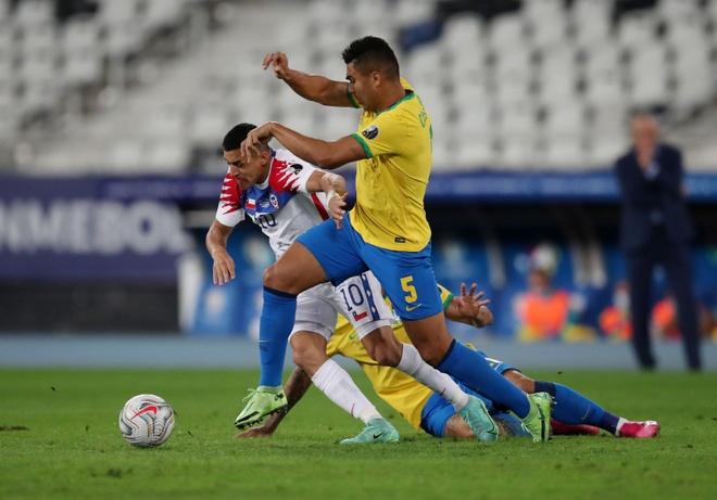 Brazil vs Chile anh 9