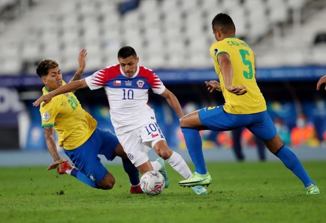 Brazil vs Chile anh 10