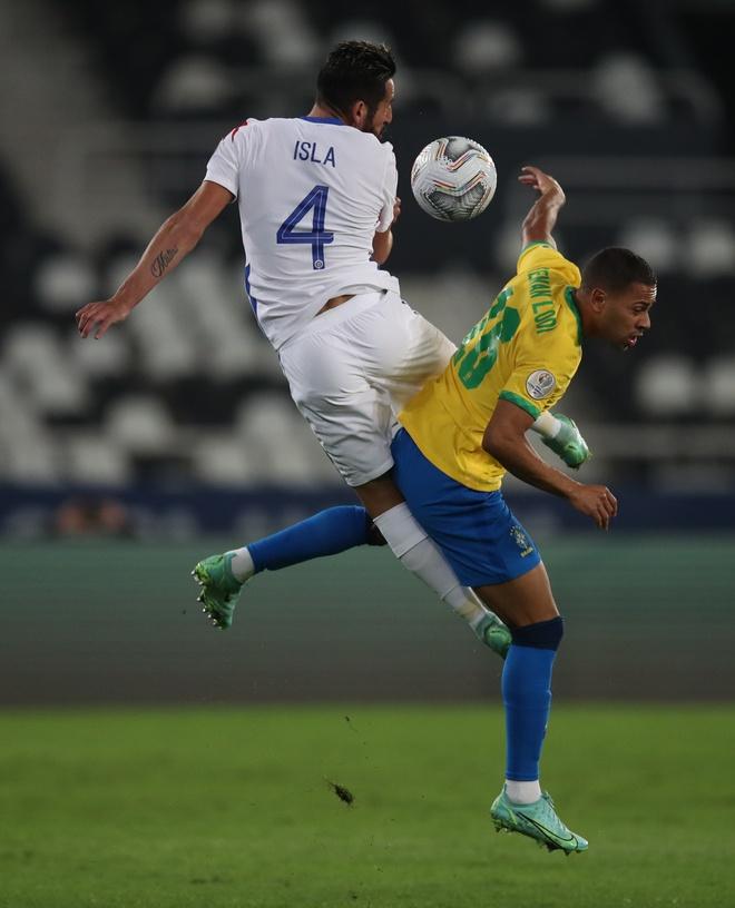 Brazil vs Chile anh 12