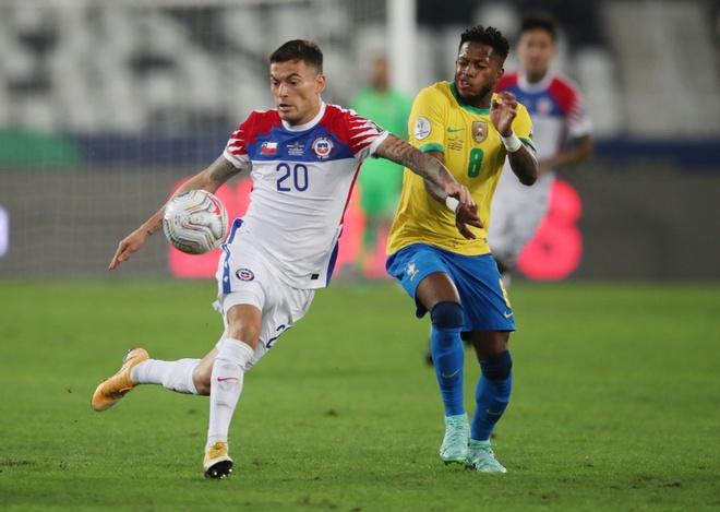 Brazil vs Chile anh 11
