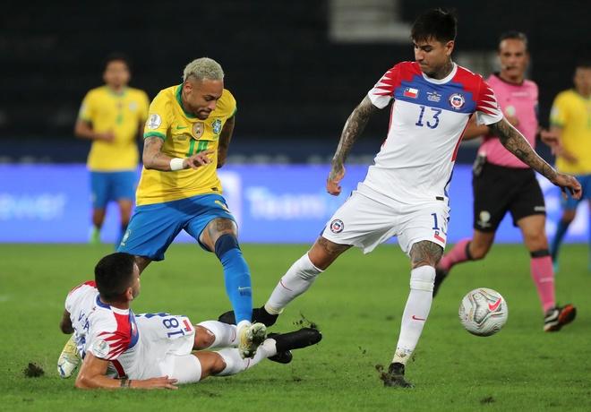 Brazil vs Chile anh 13