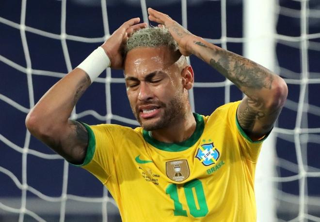 Brazil vs Chile anh 14
