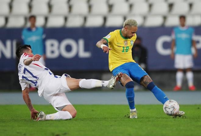 Brazil vs Chile anh 18