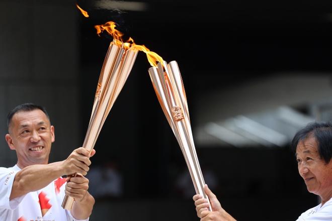 Khai mac Olympic Tokyo anh 8