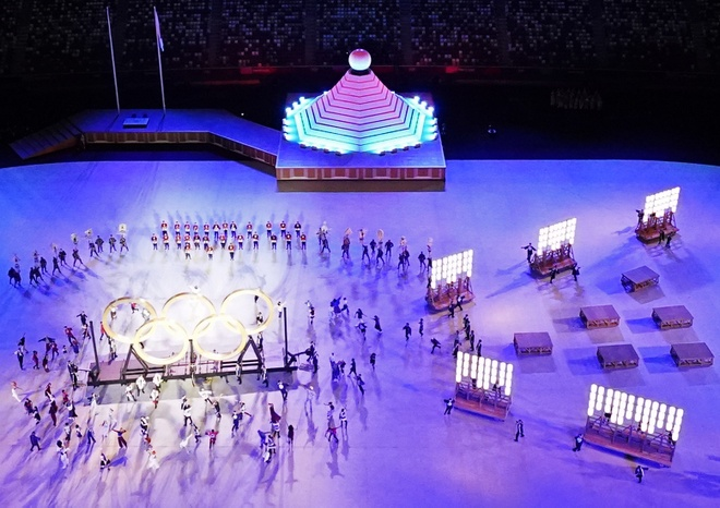Khai mac Olympic Tokyo anh 48