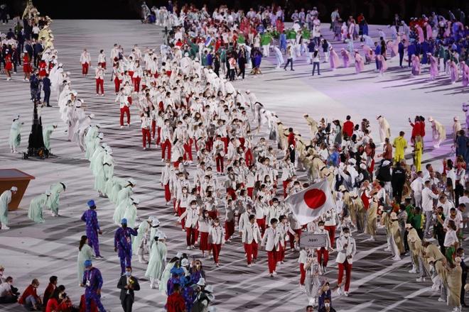 Khai mac Olympic Tokyo anh 44