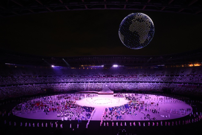 Khai mac Olympic Tokyo anh 57