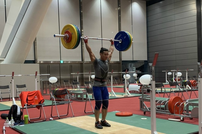 Thach Kim Tuan Olympic anh 3