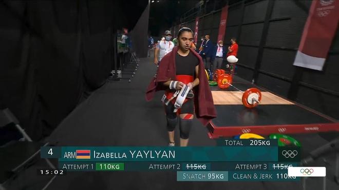 Cu ta Olympic anh 2